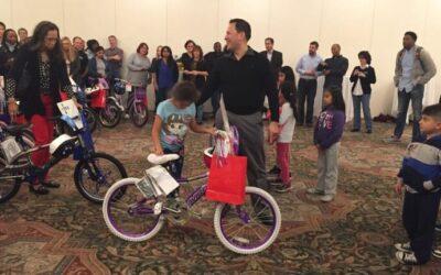 WGL Holdings Bike Team Building Washington DC