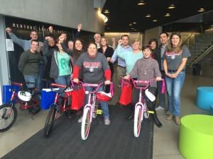 Cornell University Build-A-Bike