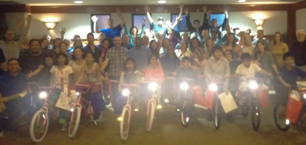 ViaSat-Build-A-Bike-Team-Building