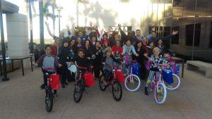 Lytx hosts Build-A-Bike in San Diego, CA