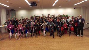 Bill and Melida Gates Foundation Build-A-Bike