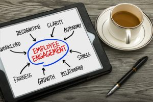 Good Leaders Use Employee Engagement when Team Needs to Reengage