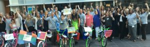 Merck Build-A-Bike Philadelphia