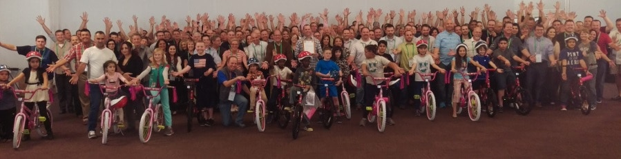 Owens Corning Build-A-Bike Tucson Arizona