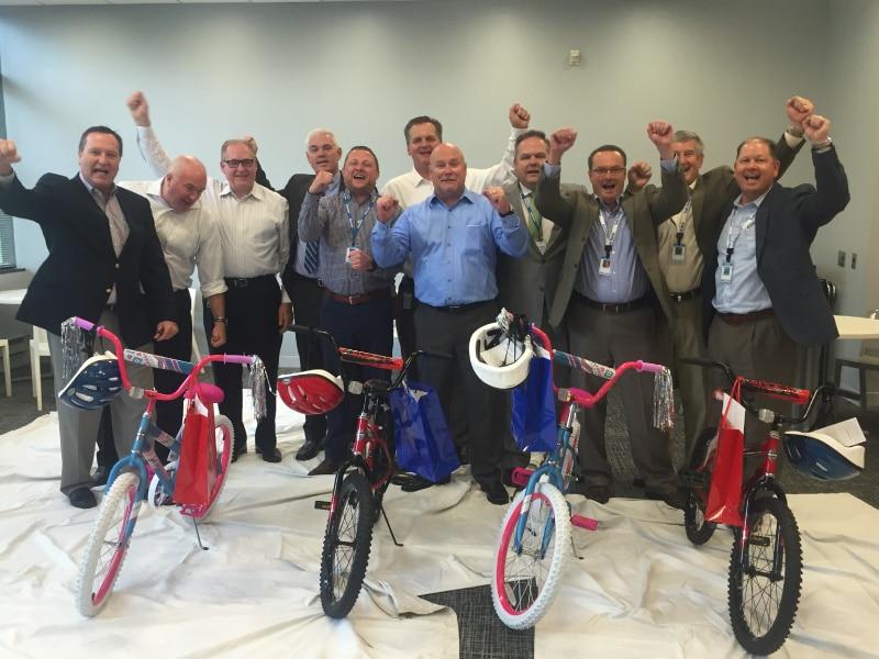 Philips Lighting Sales Team Building In Somerset New Jersey
