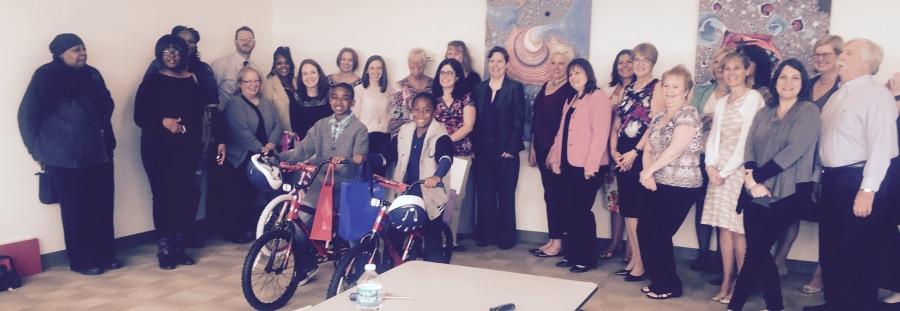 Association of Legal Administrators Team Building in Wilmington
