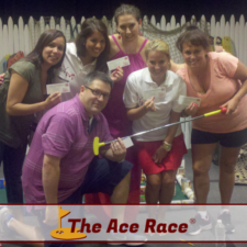 Ace Race ® Golf Team Event