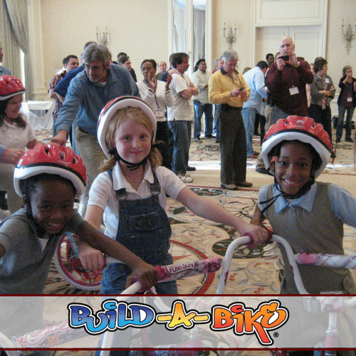Build-A-Bike ® Bicycle Team Event