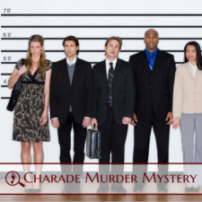 Charade Murder Mystery