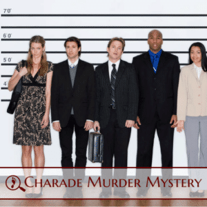 Charade Murder Mystery