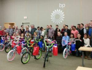 Castrol BP Bike Team Building in Chicago, Illinois