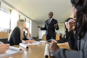Effective use of committees can help when you have limited staff!
