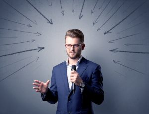 Mastering the Talk of Introduction (Your 60 Second Commercial)