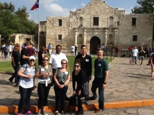 USAA Camaraderie Quest at the River Walk in San Antonio, Texas