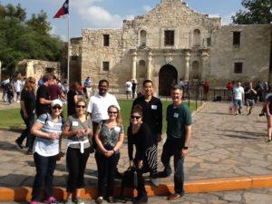 USAA Camaraderie Quest at the River Walk in San Antonio, Texas