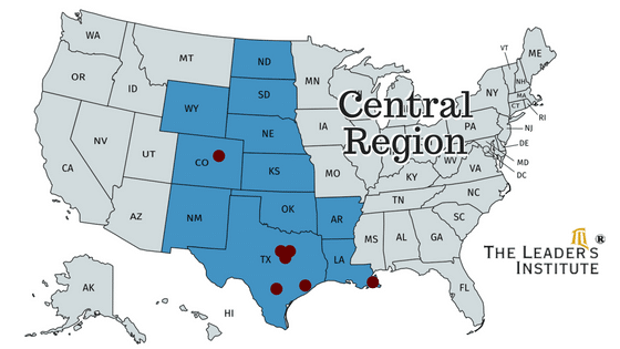 Cities in the Central US Where We Offer Team Building Activities