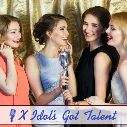 X Idol's Got Talent Show