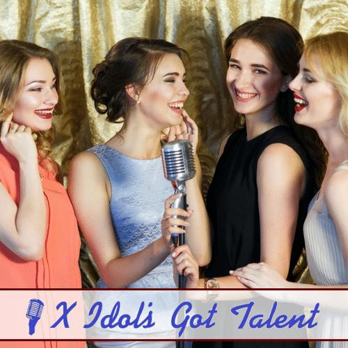 X Idol's Got Talent show