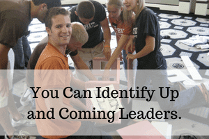 You Can Identify Up and Coming Leaders