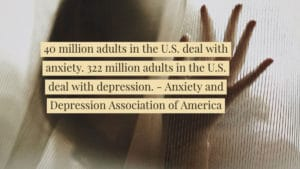 Anxiety and Depression in America