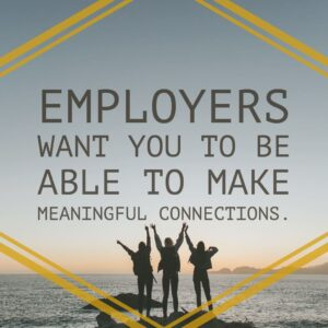 Make Meaningful Connections at Work