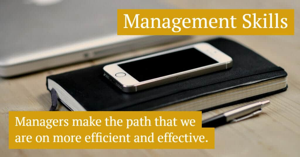 Management Skill Examples
