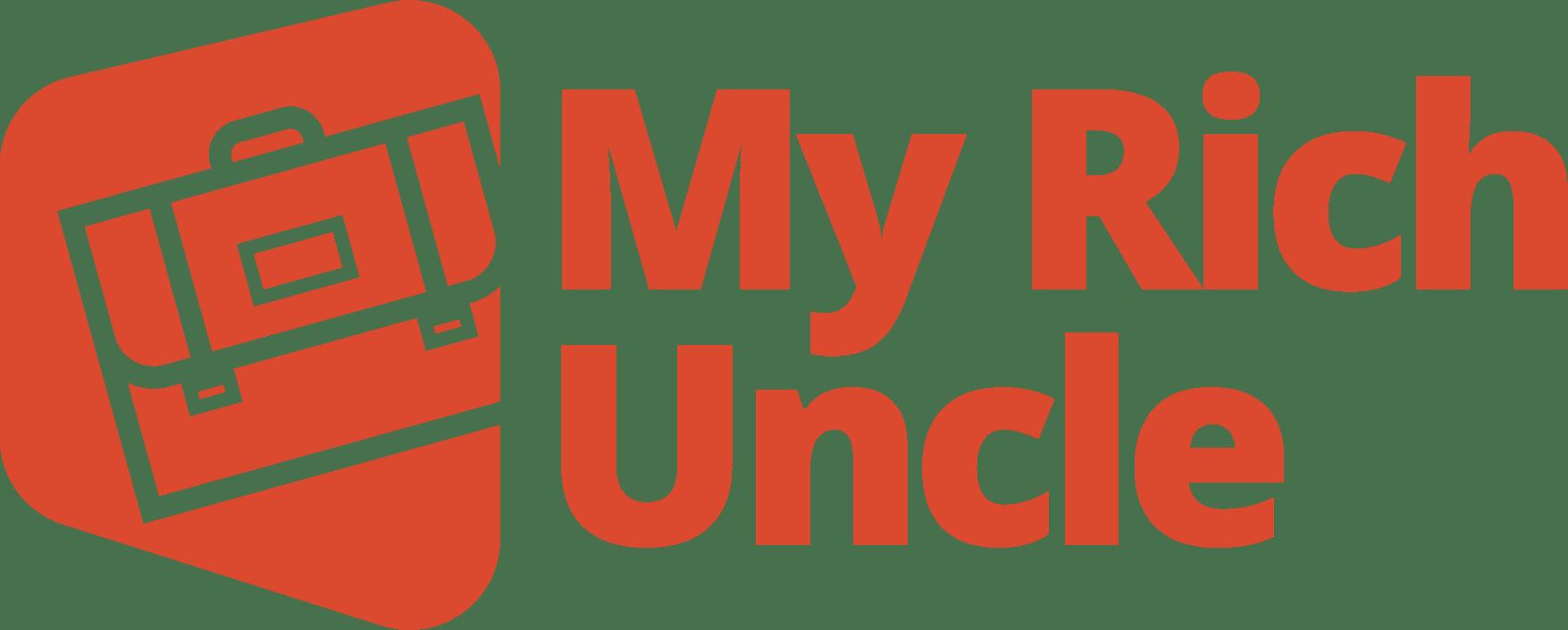 My Rich Uncle Team Building Event Logo