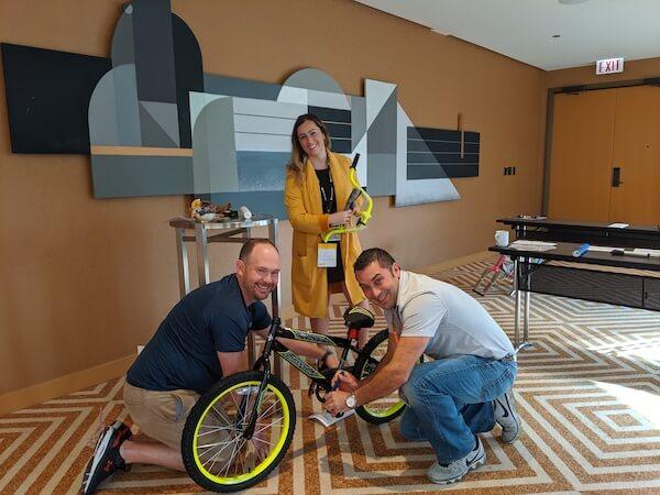 build a bike