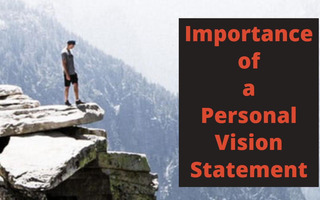 Personal Vision Statement-Personal Vision Statement Generator