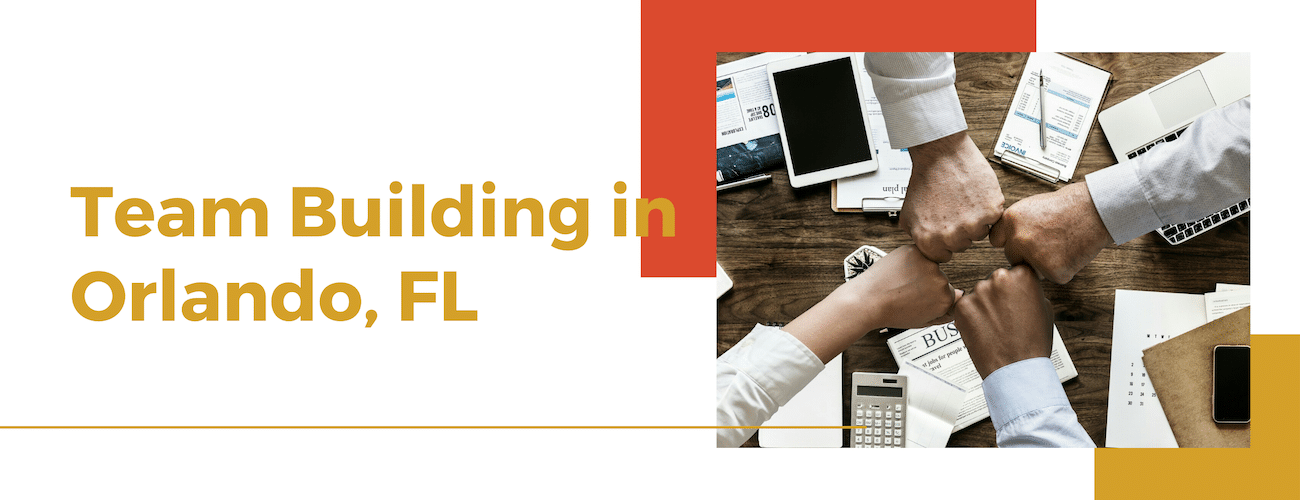 Team Building Activities in Orlando