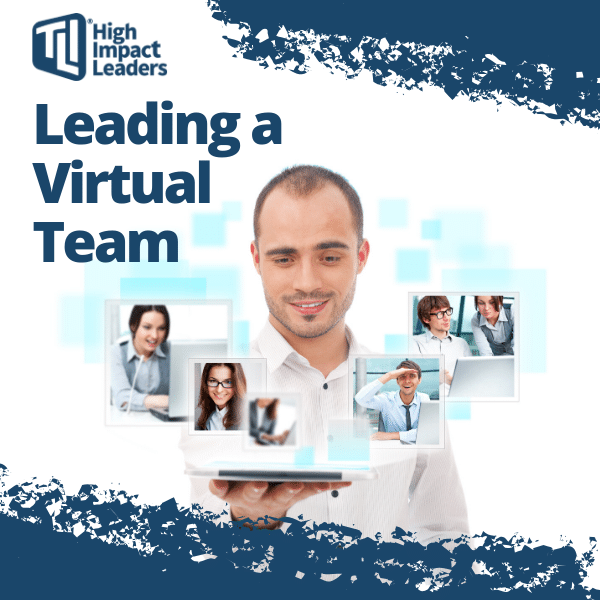 Leading a Virtual Team (Live Webinar)