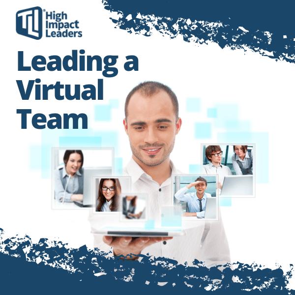 Leading a Virtual Team (Live Webinar)