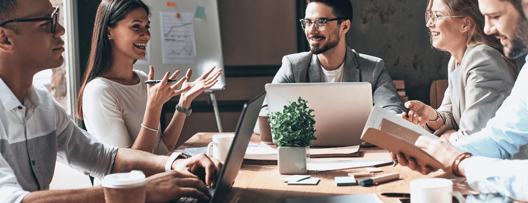 Benefits of reframing at work