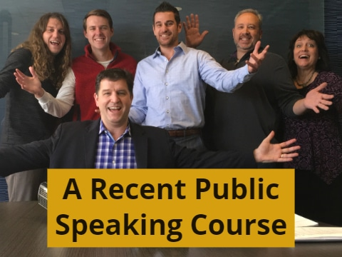 A-Recent-Public-Speaking-Course