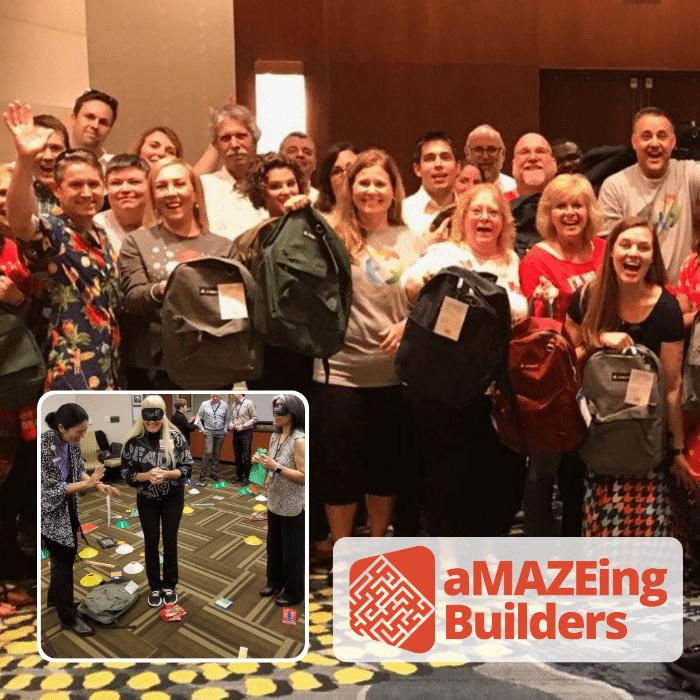 Amazing Builders Custom Charity Team Building Activity