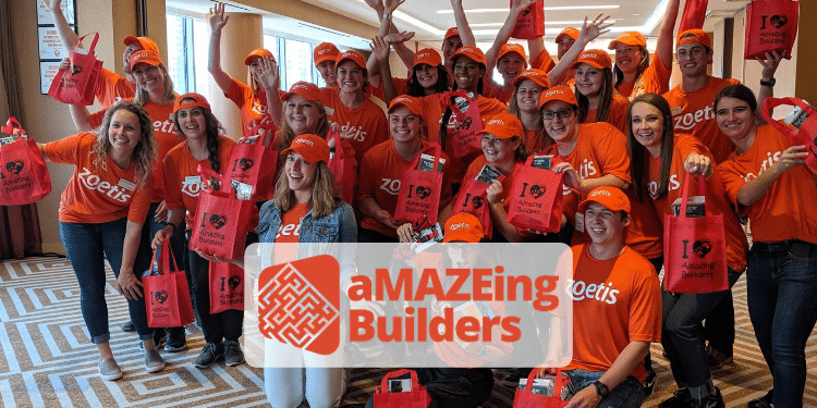 Amazing Builders Custom Team Building Activity