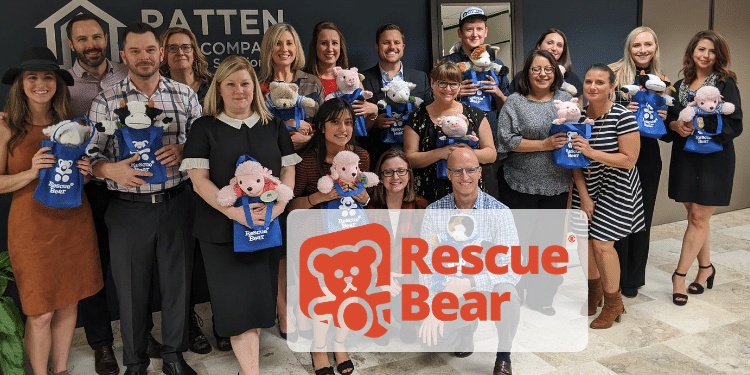 Rescue Bear Team Building Activity