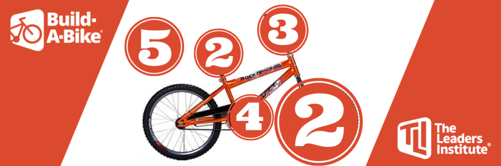 Virtual Build-A-Bike Challenge Map