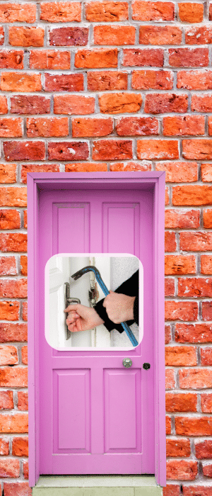 Break in the Door