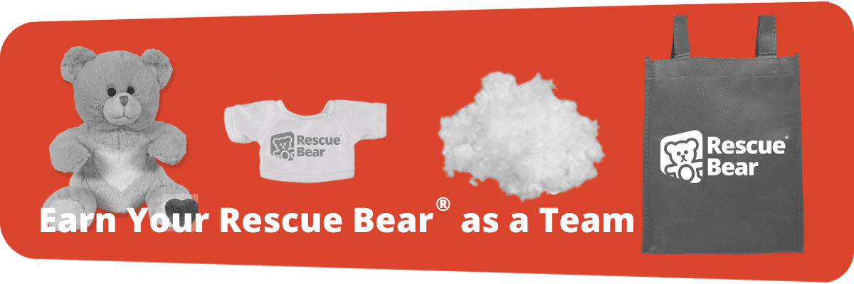 Earn Your Rescue Bear as a Team