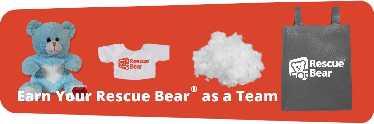 Rescue Bear tshirt