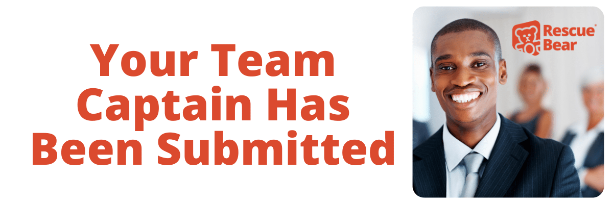 Team Captain Submitted