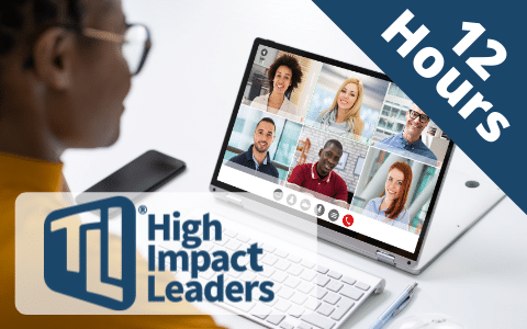 12 Hours of High Impact Leaders