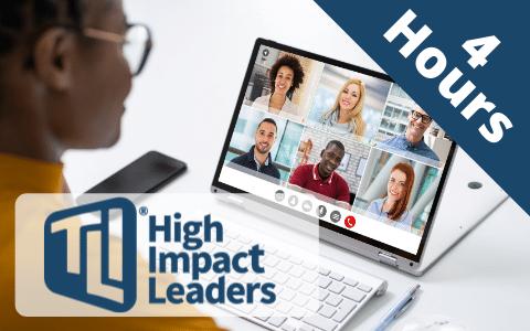 4 Hour High Impact Leaders