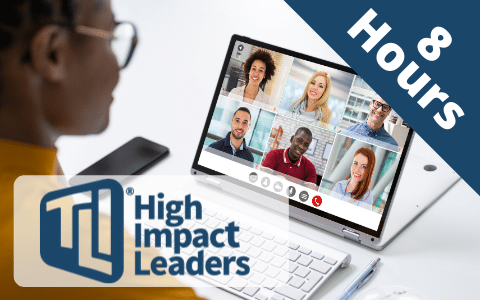 8 Hours of High Impact Leaders