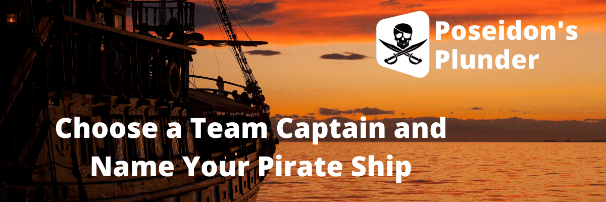 Choose Your Captain and Name Your Ship