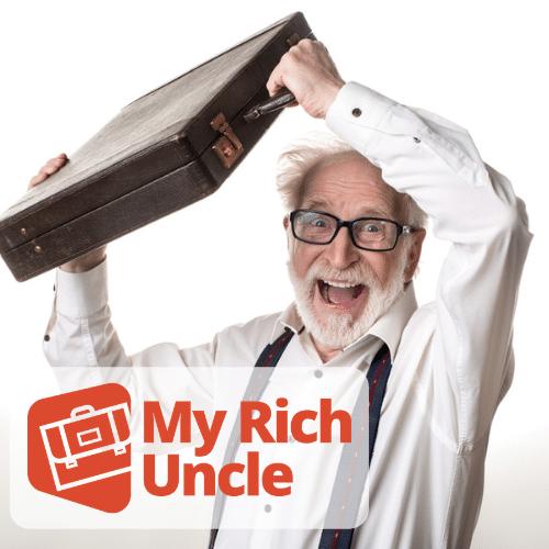 My Rich Uncle Virtual Team Escape Room
