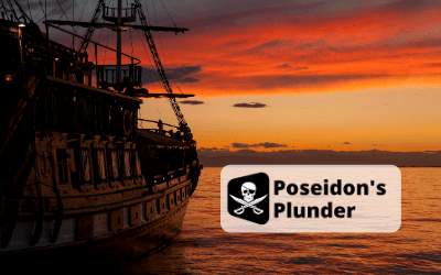 Poseidons Plunder Virtual Team Treasure Hunt