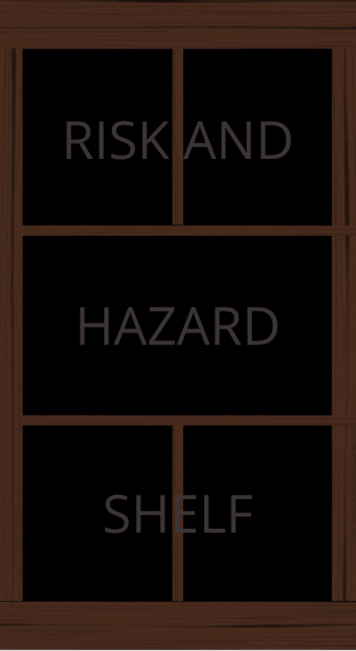 RISK AND HAZARD SHELF