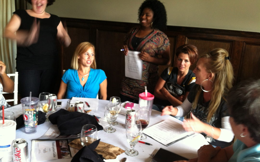 Truman Medical Centers WIC Program does Creating a Team Culture and Charade Murder Mystery near Kansas City, Missouri